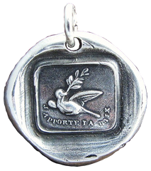 Peace Dove Wax Seal Meaning