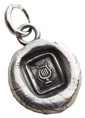 Lyre Wax Seal Meaning