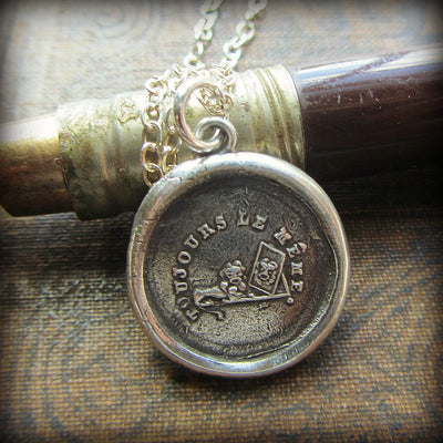 Always the Same  - Steadfast & Faithful - Never Changing - Shannon Westmeyer Jewelry - 3