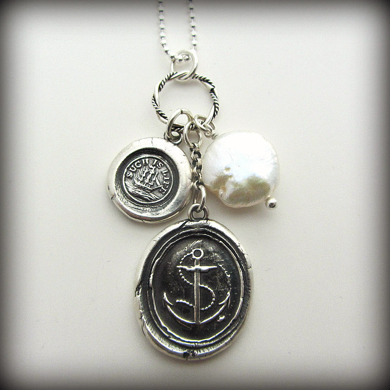 An Anchor Through Life's Storms - Shannon Westmeyer Jewelry - 2