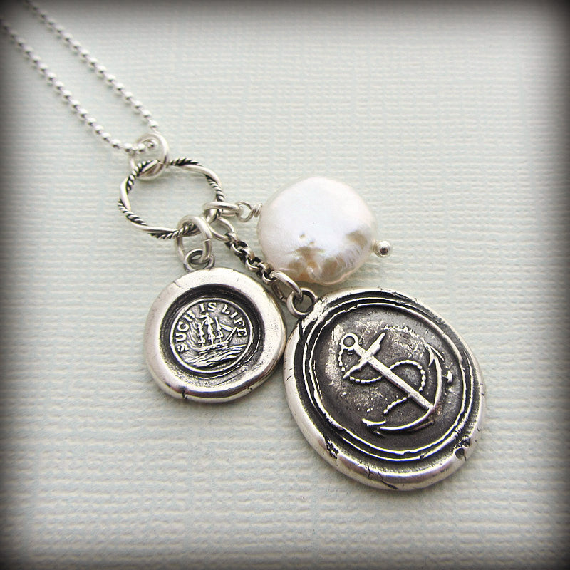 An Anchor Through Life's Storms - Shannon Westmeyer Jewelry - 3