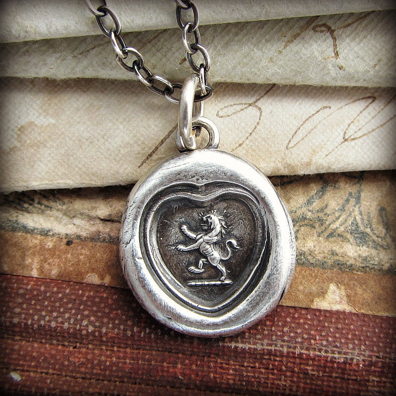 Champion of My Heart - Love, Trust & Faith - Shannon Westmeyer Jewelry - 1