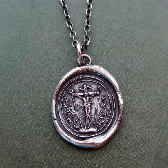 Crucifixion of Christ - Shannon Westmeyer Jewelry - 1