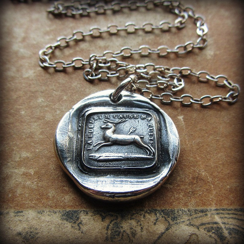 Endure - I Will Go On - Shannon Westmeyer Jewelry - 1