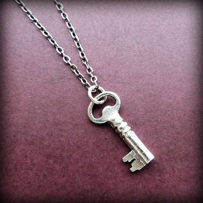 Vintage Key Charm - Shannon Westmeyer Jewelry - 2
