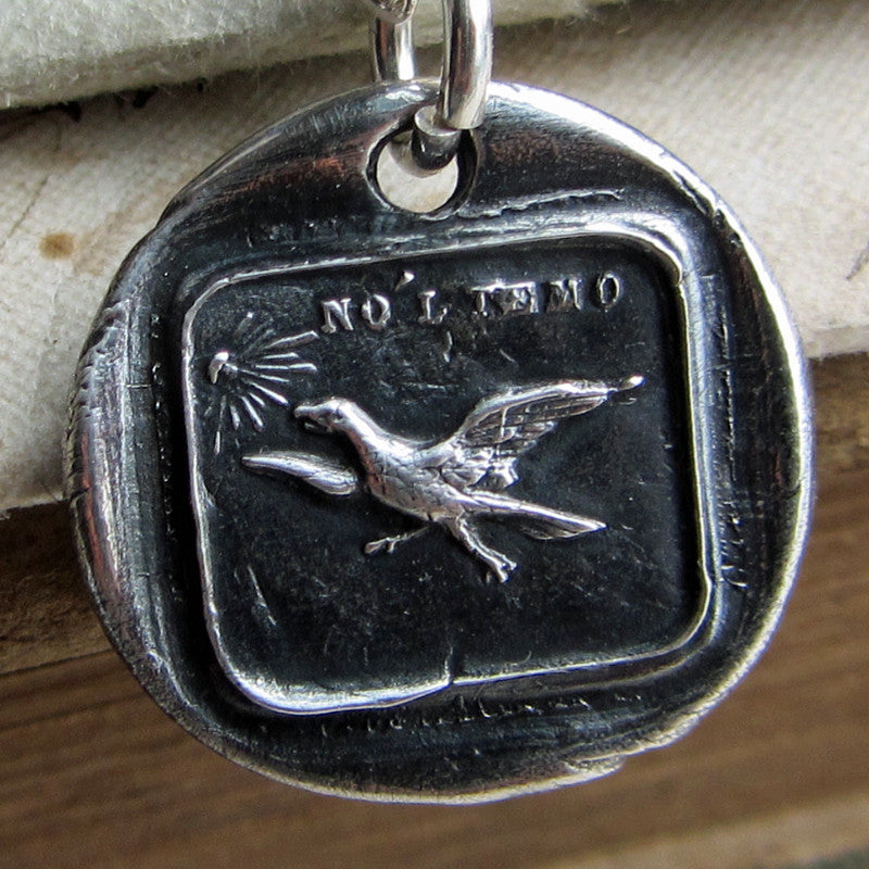 Eagle - I Have No Fear - Shannon Westmeyer Jewelry - 2