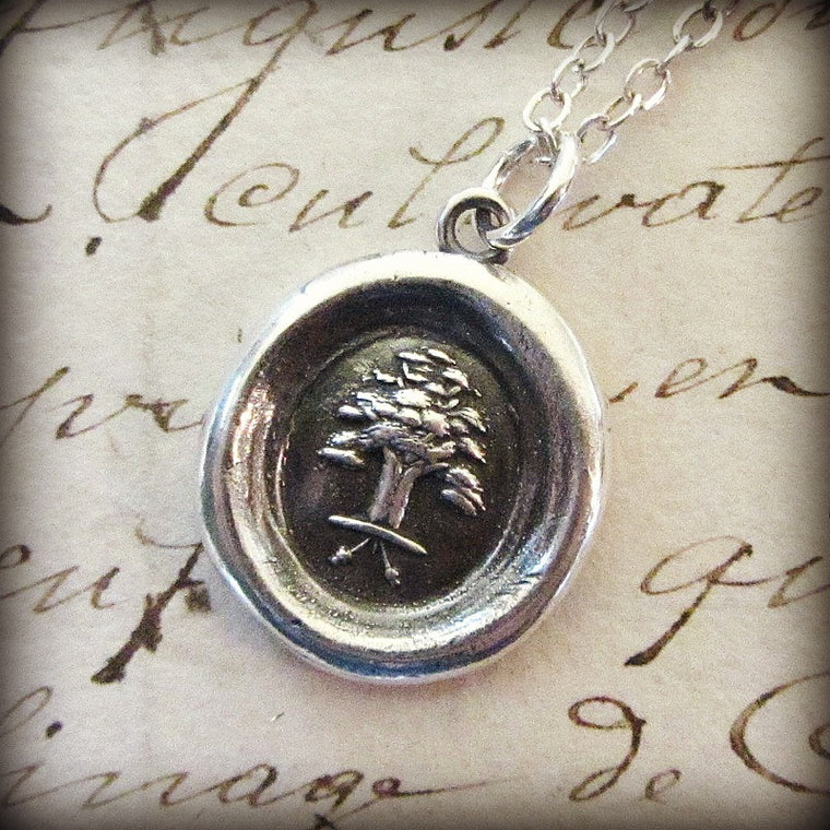 The Oak and The Acorn - Great Things Have Small Beginnings - Shannon Westmeyer Jewelry - 1