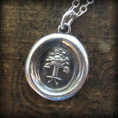 The Oak and The Acorn - Great Things Have Small Beginnings - Shannon Westmeyer Jewelry - 3