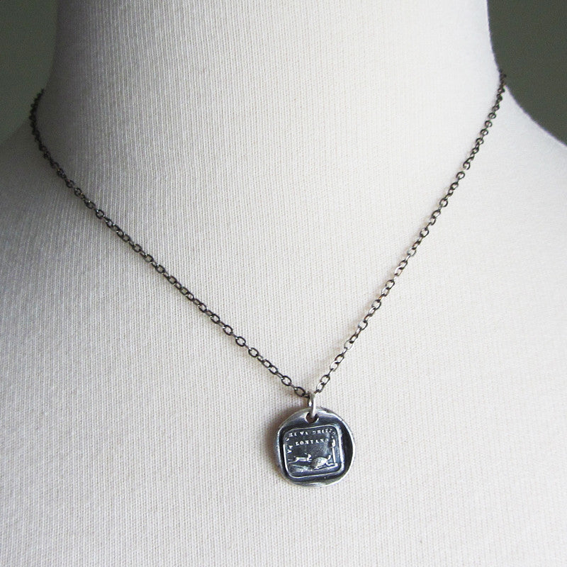 The Tortoise and the Hare - Slow & Steady Wins the Race - Shannon Westmeyer Jewelry - 4