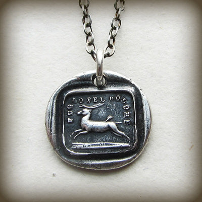 Endure - I Will Go On - Shannon Westmeyer Jewelry - 3