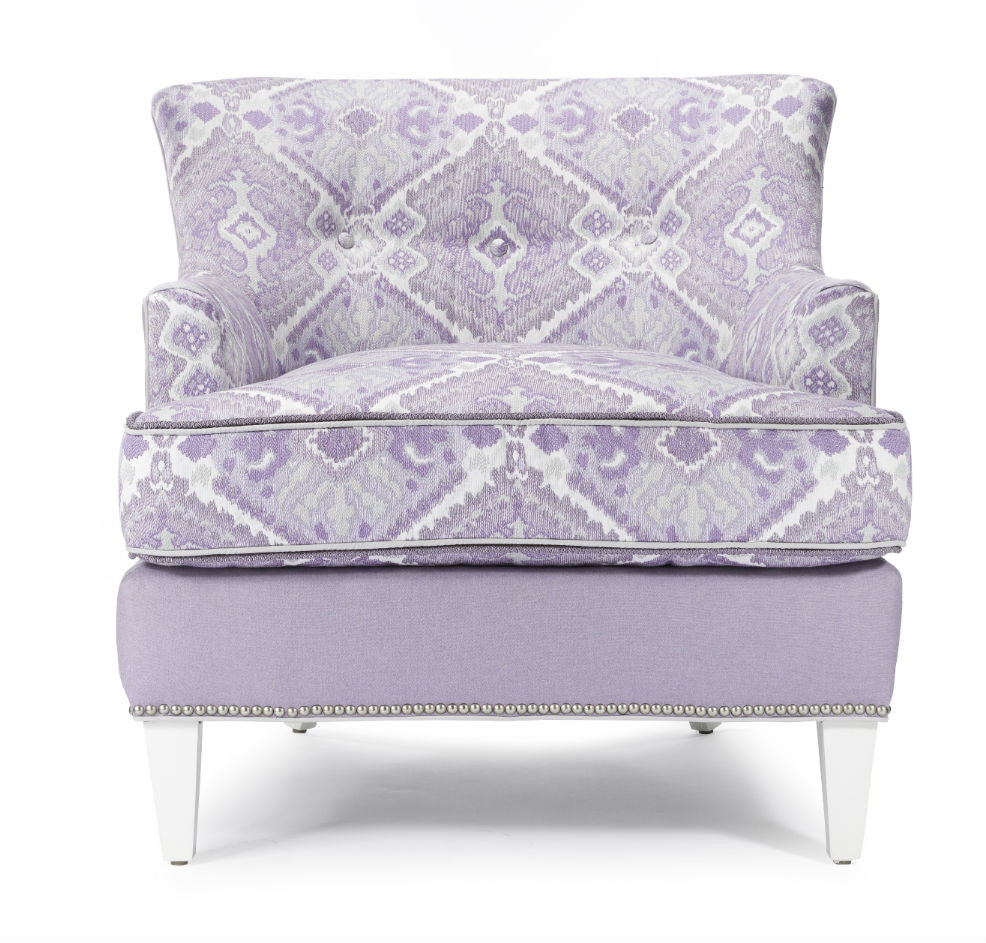 Lavender Tate Chair