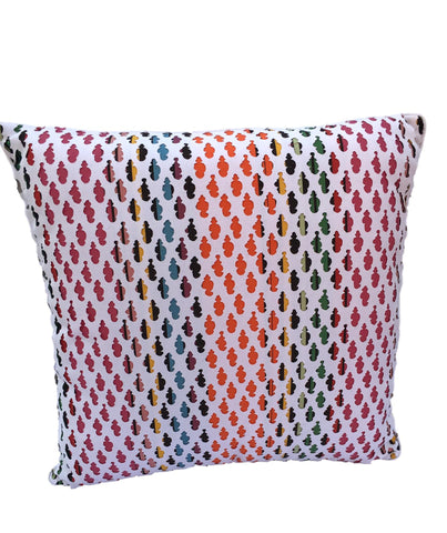 Colorful York Pillow
