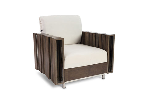 Barcode Lounge Chair
