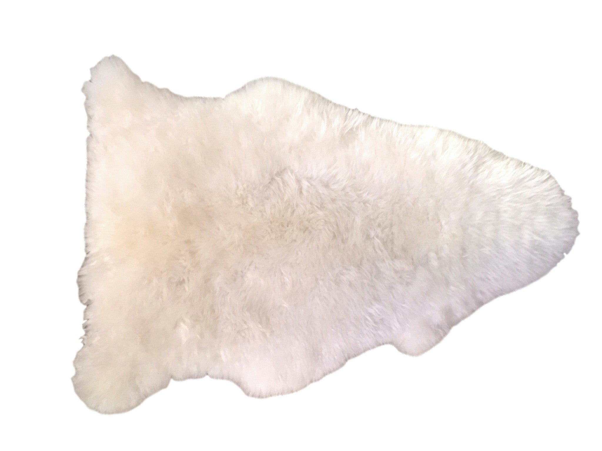 White Sheepskin Rugs
