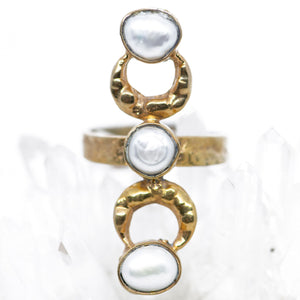The DIVINE Goddess Ring