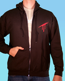 Hero of Blood Zipper Hoodie