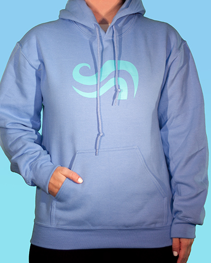 Hero of Breath Pullover Hoodie