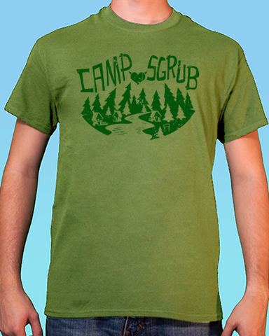 Camp Sgrub Tee (Men's)