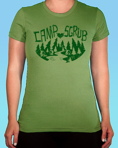 Camp Sgrub Tee (Women's)