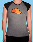 Dirk Strider Orange Hat Tee (Men's and Women's)