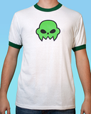 Jake Harley Green Skull Tee (Men's and Women's)