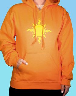 Hero of Light Pullover Hoodie