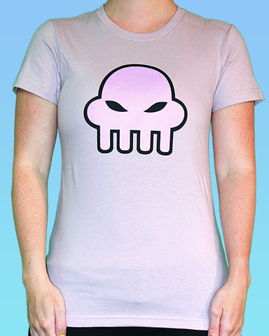 Rose Lalonde Mauve Squiddle Tee (Men's and Women's)