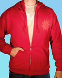 Hero of Time Zipper Hoodie
