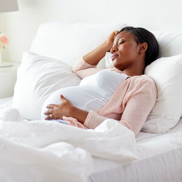 Is Sleeping on Your Back While Pregnant Bad?
