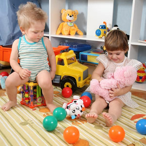 Six Gross Motor Activities for Toddlers to Try at Home