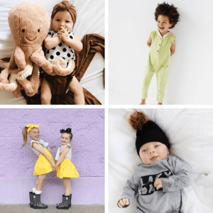 Top 10 Baby + Kids Clothing Stores for 2019