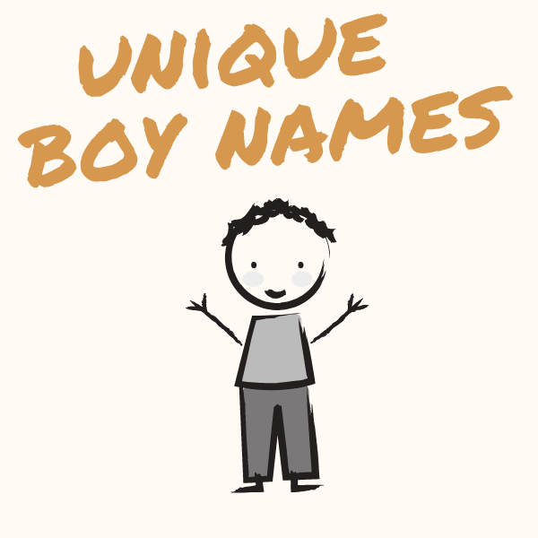 Unique Baby Boy Names