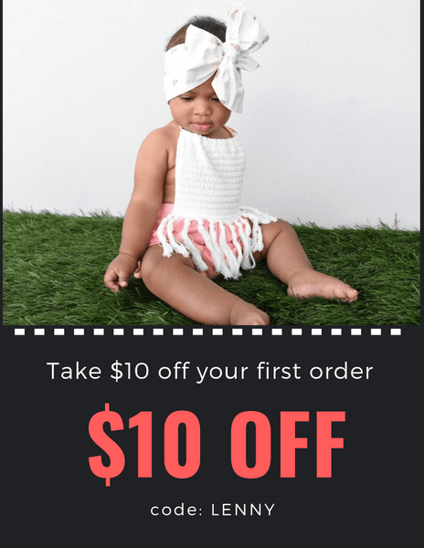 Baby clothing coupon code