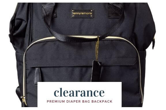 Diaper Bag Clearance