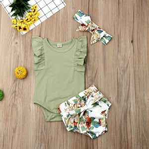 Journey Floral Outfit