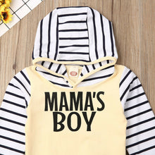 Yellow Mama's Boy Outfit