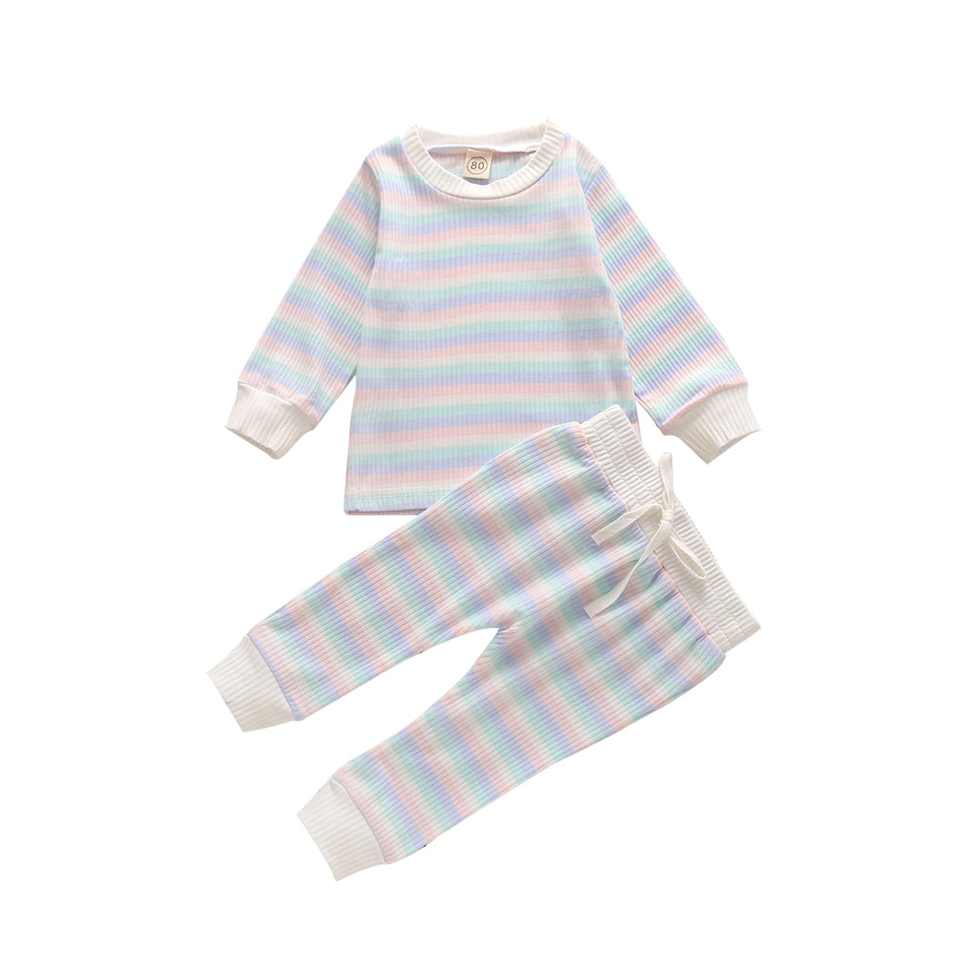Ellis Striped Set