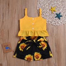 Sunflower Fields Outfit