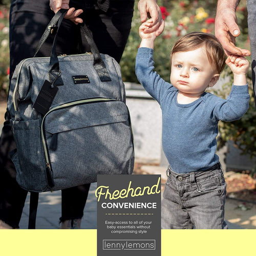 Premium Diaper Bag Backpack - Clearance