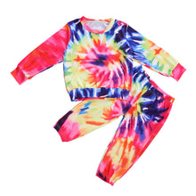 Tie Dye Autumn Set