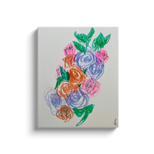 Colorful Roses Art