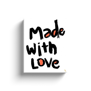 Made with Love Art