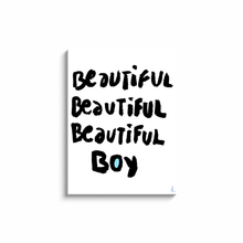 Beautiful Boy Art