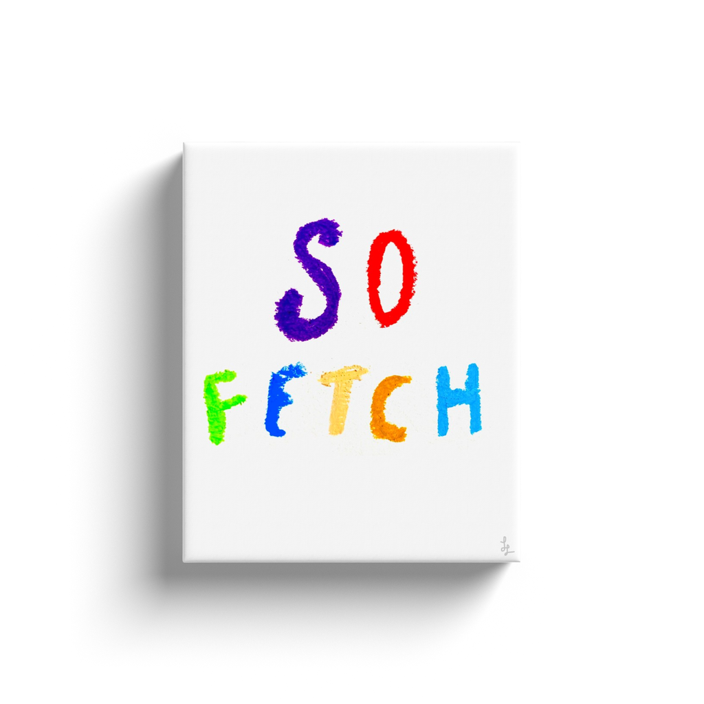 So Fetch Art