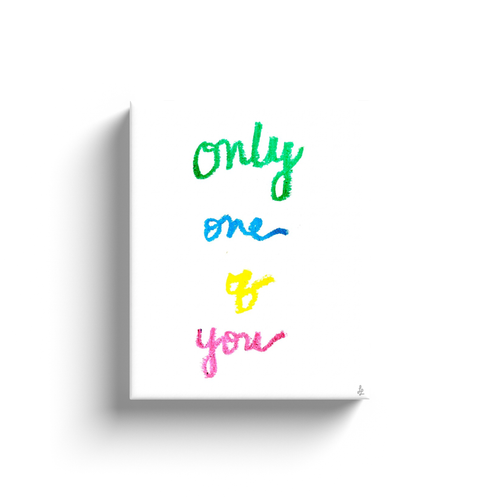Only One and You Art