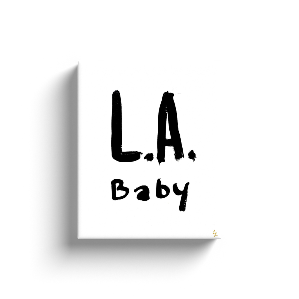 Los Angeles Baby Art