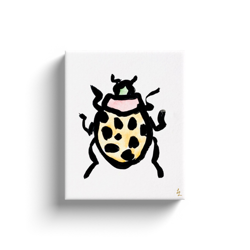 Itty Bitty Bug Art