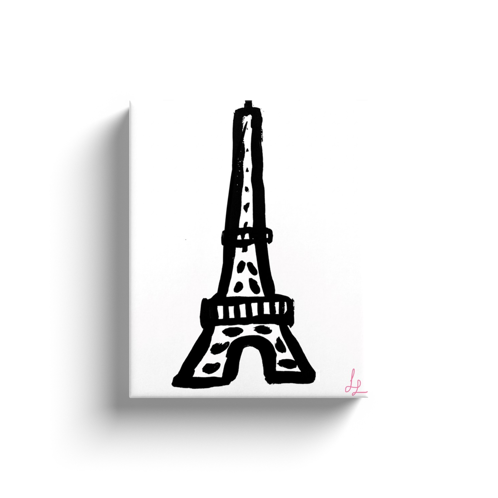 Eiffel Tower Art