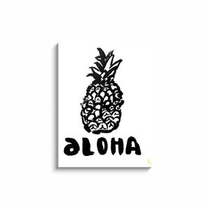 Cutie Pineapple Art