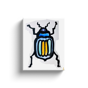 Blue Bug Art